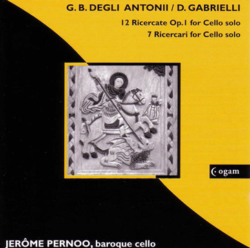 CD Ricercate degli Antonii